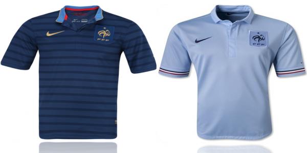Camisa da frança Nike 2013 2014 REF C2 - Home Store Vendas 4b5f1eafea559